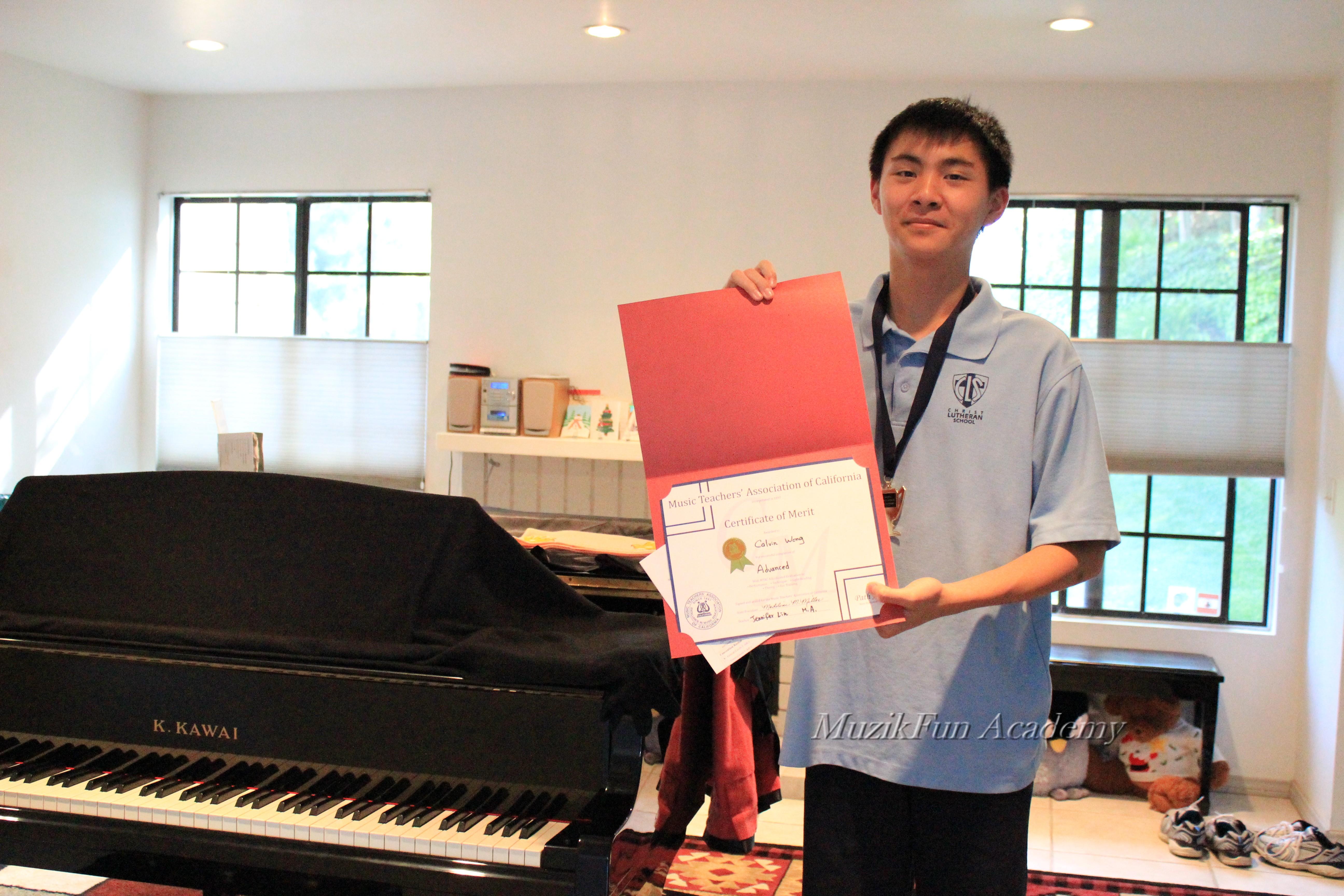 Certificate of merit cm muzikfun education we xflitez Images