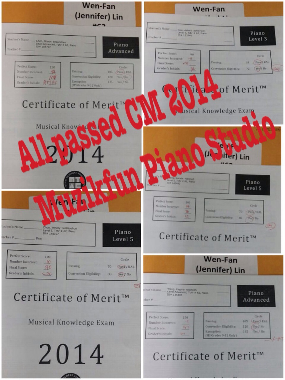 Certificate of merit cm muzikfun education 20140304 104700g xflitez Images
